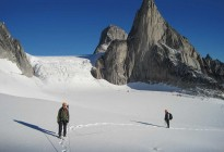 mountaineering Bugaboos with Banff Life