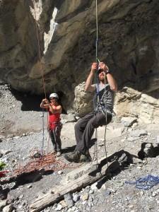 rock rescue