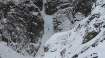 polar circus ice climb