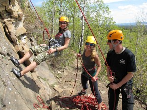 Intro to Rock Climbing with Banff Life