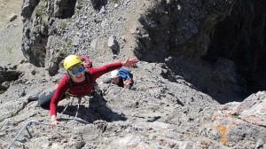 Guiding Castle Mountain Banff Life